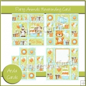 Party Animals Neverending Card