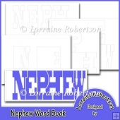 Nephew Word book Template Personal Use
