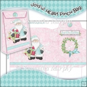 Joyfull Heart Pinch Bag Download