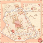 You Are Sew Special - Easel Card
