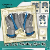 Mr and Mr Wedding Mini Kit