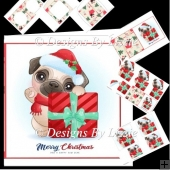 Christmas Pug Mini Kit 5