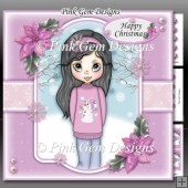 Christmas Poppy Mini Kit