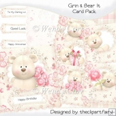 Grin & Bear It Card Set(Retiring in August)