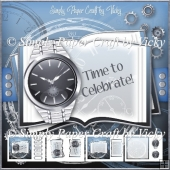 Time to Celebrate Open Book