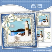Light House Card Front