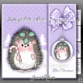 Sending Hedge Hugs Lilac Mini Kit
