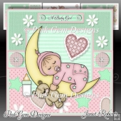 Moon Baby Girl Mini Kit