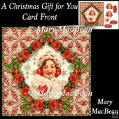A Christmas Gift for You Card Front