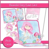 Beautiful Fairy Easel Card
