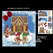 Gingerbread Christmas Mini Kit