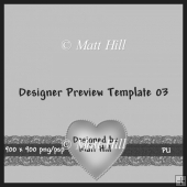Designer Preview Template 03