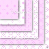 Pink And White Papers 4