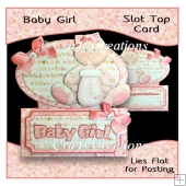 Baby Girl Slot Top Card