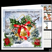 Christmas Bells 1 Mini Kit