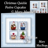 Christmas Quickie - Festive Cupcakes