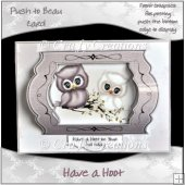 Push to Beau Card - Have a Hoot