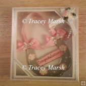 Wedding Horseshoe & Box Template