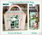 Take The Scenic Route LARGE Handled Gift Bag