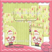 Mr Claus Money Card