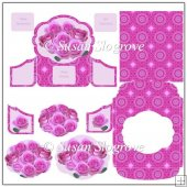 Summer Delight Oval Pyramage Gatefold