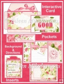 Thinking of You Interactive Coin Envelope Flip Card Set