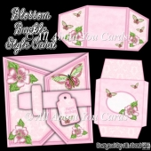 Blossom Buckle Style Card