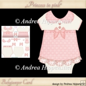 Baby Jumper Little Princess 2