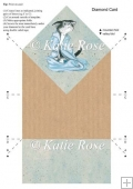 Diamond C'attitude Drying OUt Design and Template Card Sheet