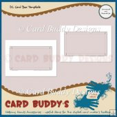 DL Card Box Template � CU/PU