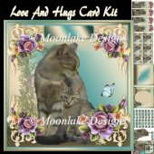 Love And Hugs Card Kit