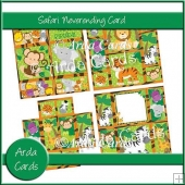 Safari Neverending Card