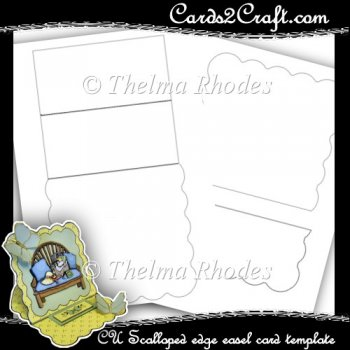 Scalloped Edge Template http://www.card-making-downloads.com/index.php?main_page=product_info&products_id=6988