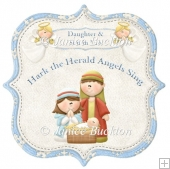 Hark the Herald - Daughter & Son in Law