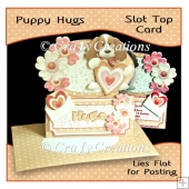 Puppy Hugs Slot Top Card