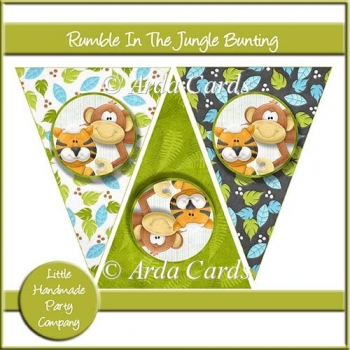 Rumble In The Jungle Bunting