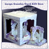 Time For Tea Gazebo Card Gift Box