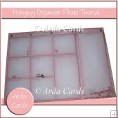 Hanging Organiser Photo Tutorial