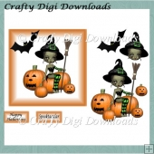 Batty Pumpkins