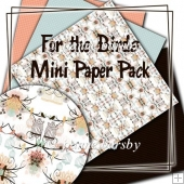 For The Birds, Paper Pack