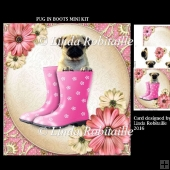 Pug in Boots Mini Kit