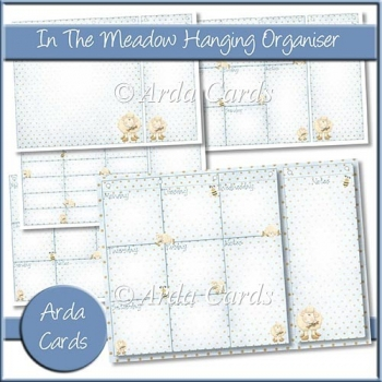In The Meadow Hanging Organiser