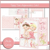 Tippy Toes Asymmetric Card