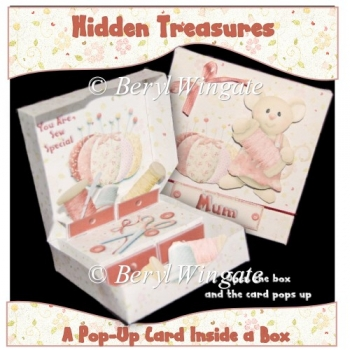 Sew Special Hidden Treasures Card