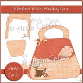 Woodland Wishes Handbag Card