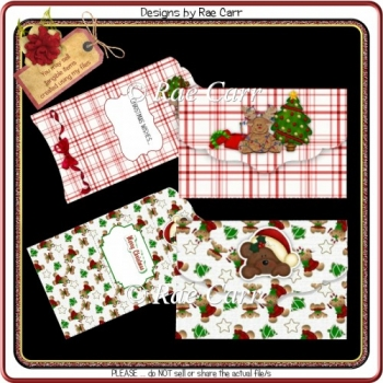 423 Gift Card Wallets *HAND & MACHINE Formats*