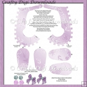 Lilac Baby Shoes