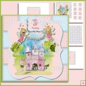 FairyGirl Card set