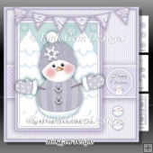 May All Your Wishes Come True Lilac Mini Kit