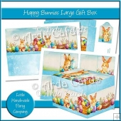 Happy Bunnies Large Gift Box